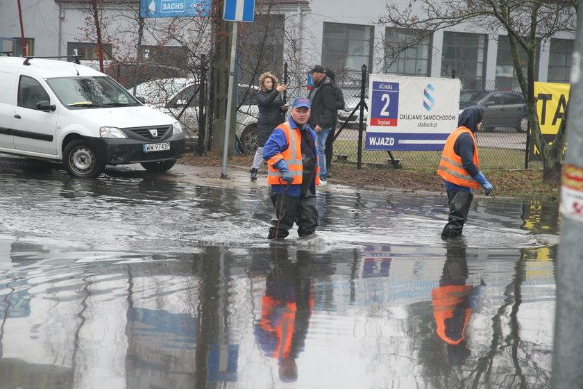 Potop na Wysockiego