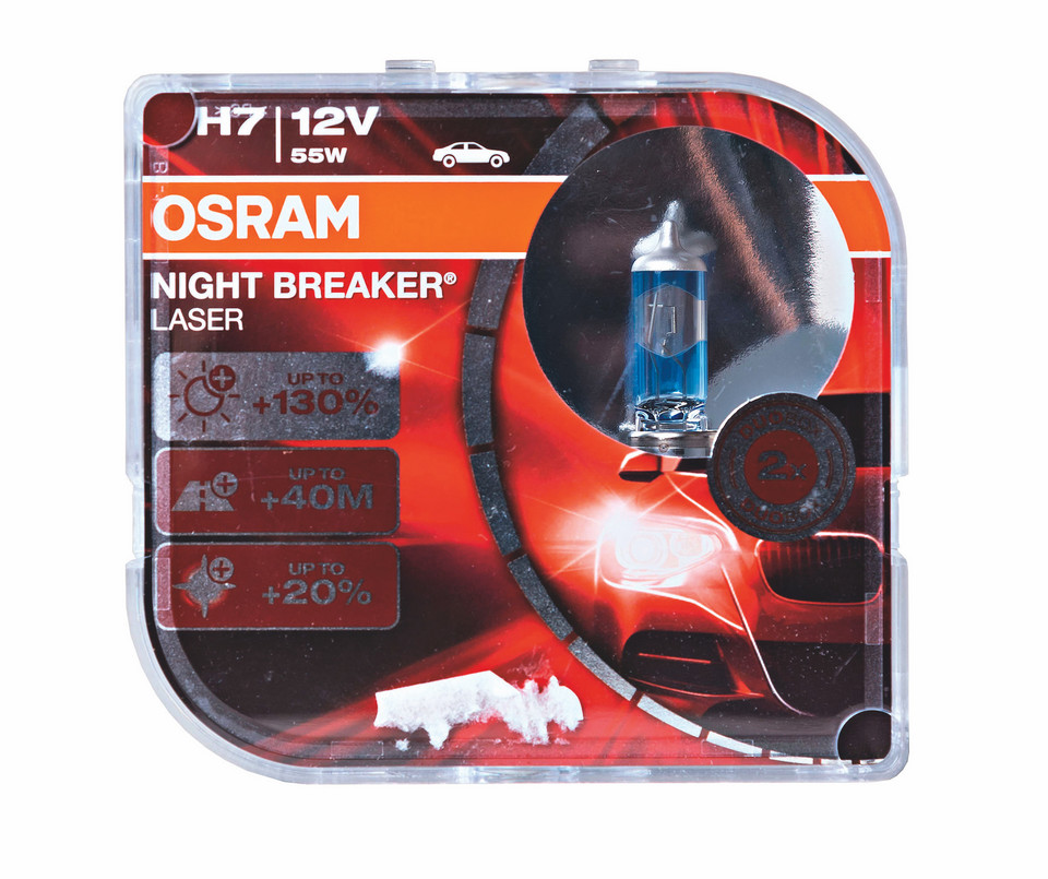 Osram Night Breaker Laser +130%