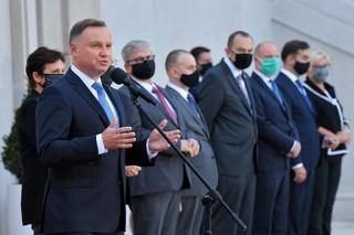 Prezydent: Dziękuję za współpracę m.in. Emilewicz i Ardanowskiemu