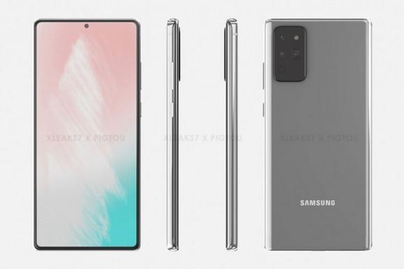 Android vest Samsung je spremio novi Galaxy Note za avgust