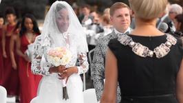 Wzięli huczny ślub, teraz pokazali fragment ceremonii. Zobacz piękne wideo!