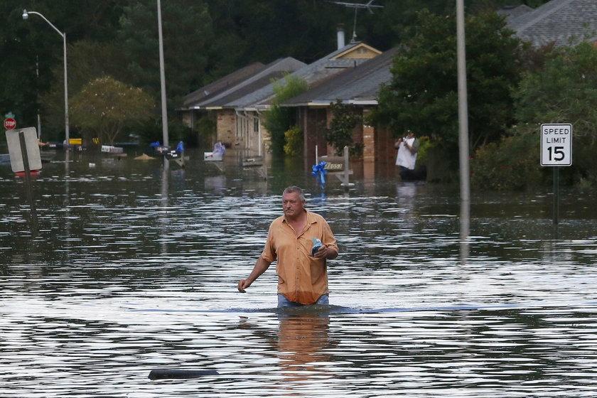 Takiej powodzi nie było tam od lat! Tysiące ludzi uciekało z domów
