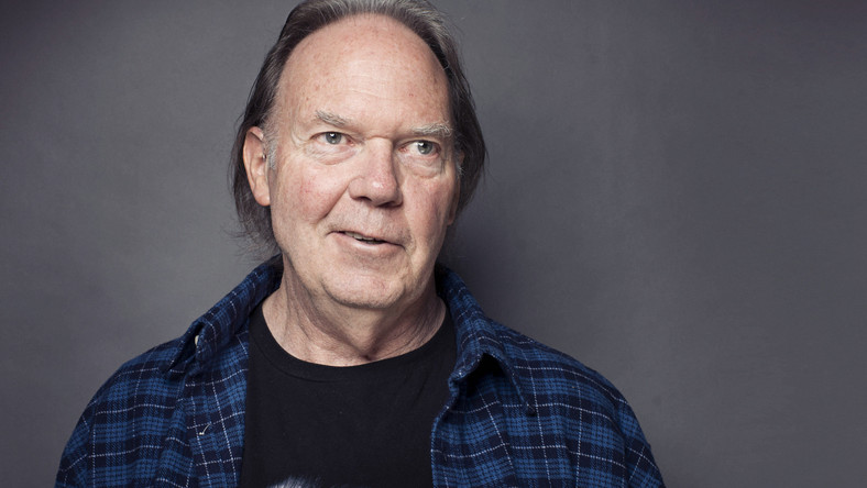 "Neil Young wydał płytę ""A Letter Home"""