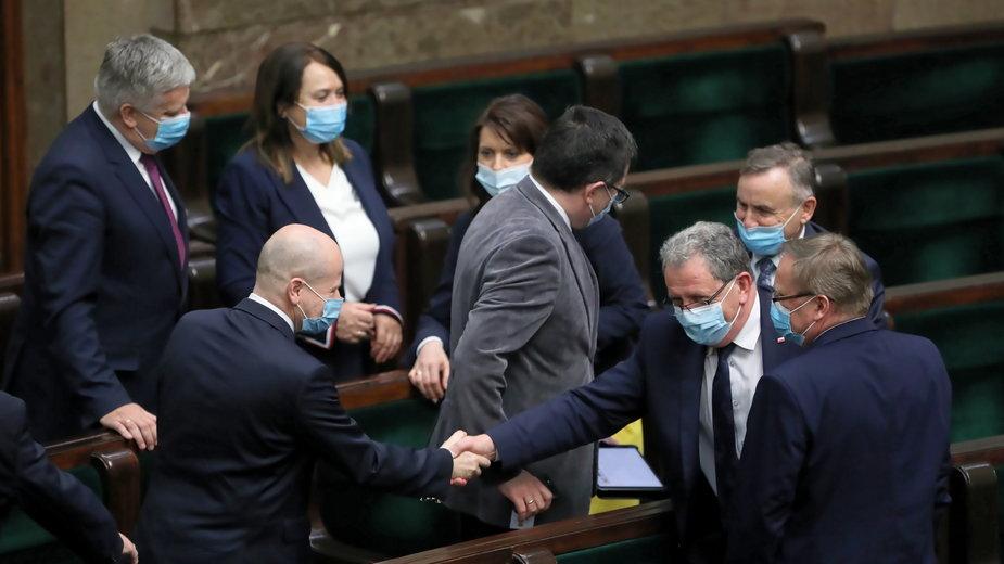 Bartłomiej Wróblewski jest rekomendowany przez Sejm na nowego RPO
