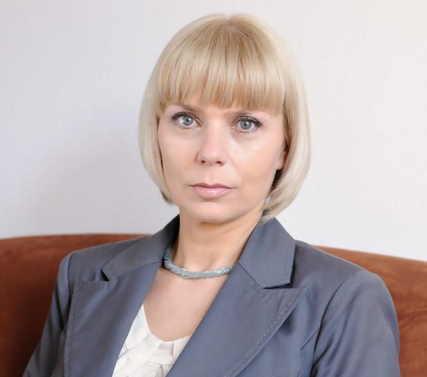 Minister Rozwoju Regionalnego Elżbieta Bieńkowska.