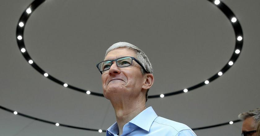 Tim Cook, urzędujący prezes Apple, wspominał swoje początki w tej firmie