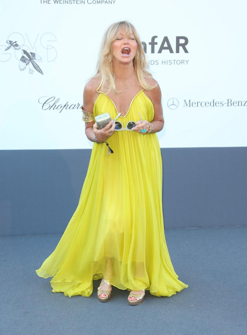 Wpadki modowe na festiwalu w Cannes