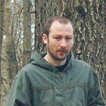Peter Sabo, aktywista Ruchu Ochrony Lasu VLK  fot. materiały prasowe