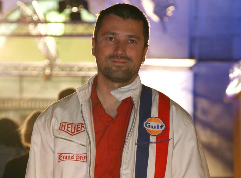 Maciej Zientarski leży w szpitalu, jest w stanie krytycznym