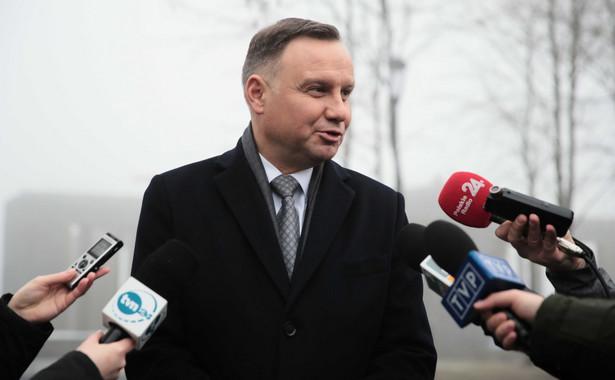 Rzeczpospolita publikuje sondaż, w którym zapytano, kto wygra wybory prezydenckie. 59,4 proc. ankietowanych wskazało Andrzeja Dudę