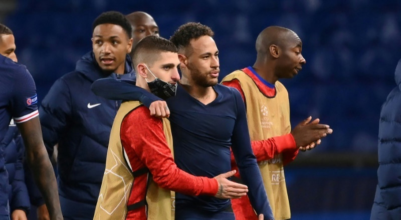 PSG and Chelsea wait to discover Champions League semi-final opponents