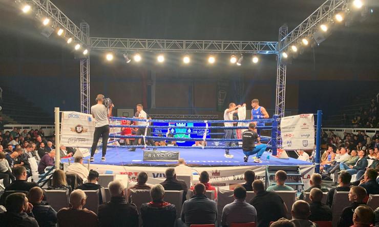 Prvenstvo Srbije u boksu - BK Loznica, BK Naissus