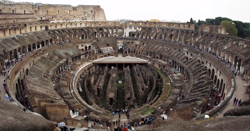 BI: Jak starożytne budowle przetrwały wieki. Oto sekretny skład rzymskiego betonu