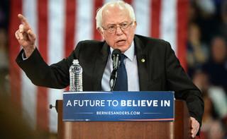 Bernie Sanders uzbierał 1,8 mln dolarów dzięki słynnemu zdjęciu