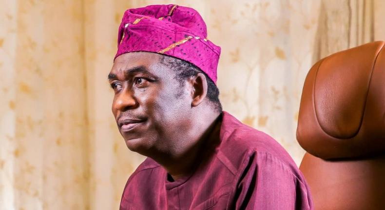 Deputy Governor of Lagos State, Dr Obafemi Hamzat