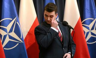 Misiewicz rezygnuje z członkostwa w partii. Politycy PiS: Jego zachowanie naganne