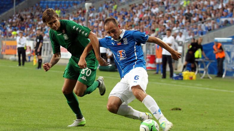 Lech Poznań nie wywalczył awansu do 4. rundy kwalifikacji piłkarskiej Ligi Europy
