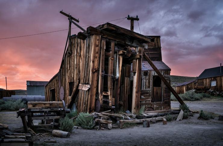 bodi, grad duhova u kaliforniji