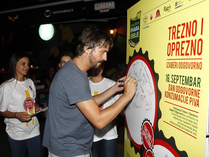 NOIZZ podržao kampanju za odgovorno konzumiranje piva Udruženja pivara Srbije