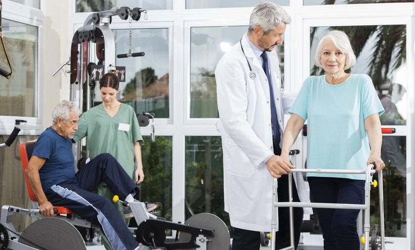 Lada dzień ruszy rehabilitacja dla pacjentów, którzy przeszli COVID-19