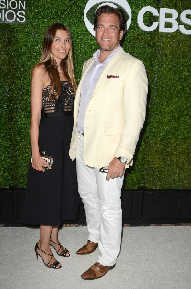 Bojana sa suprugom Majklom Vederlijem