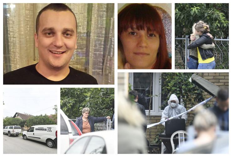 Trostruko ubistvo u Novom Sadu