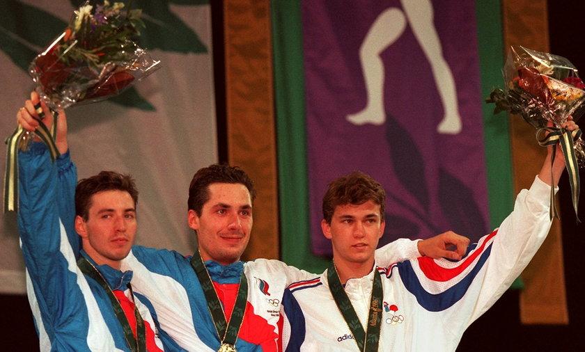 Sergey Sharikov