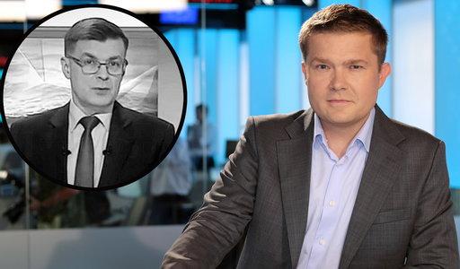 """Poruszające słowa dziennikarza TVP. Jeden ze znanych prezenterów zginął w wypadku. """"Był bardziej znany od Neptuna"""""""