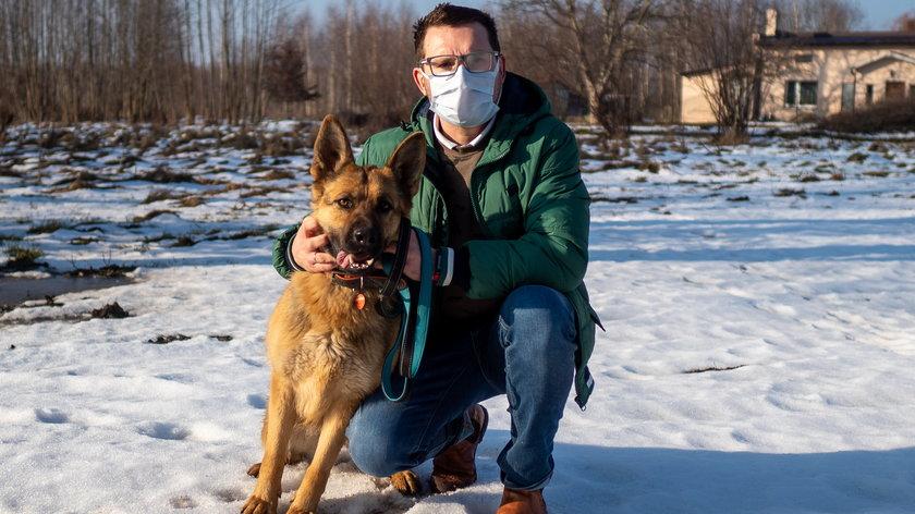 Mieszkańcy Złotna: Boimy się o swoje psy!