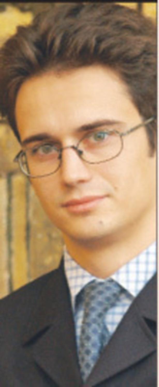 Maciej Szambelańczyk, radca prawny w Kancelarii WKB Wierciński, Kwieciński, Baehr