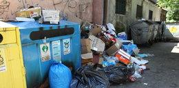 Smród i śmieci wokół Jarmarku św. Dominika