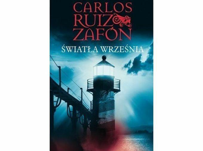 """""""Światła września"""" C. R. Zafon"""