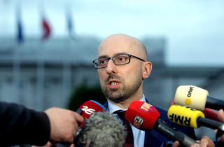 Łapiński: Projekty ustaw o SN i KRS na ostatniej prostej