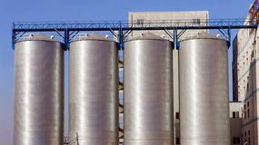 Sensor zapobiegnie psuciu się ziarna w silosach