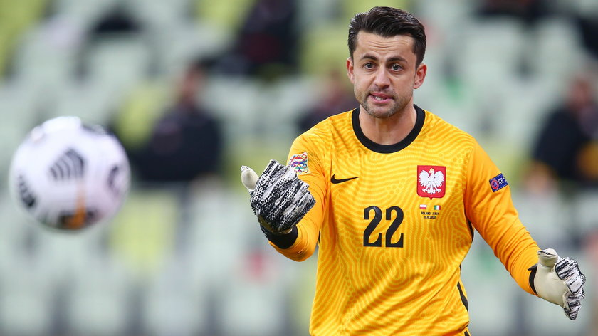 Łukasz Fabiański nabawił się urazu przed meczem Polski ze Słowacją na Euro 2020. Czy zagra w turnieju?