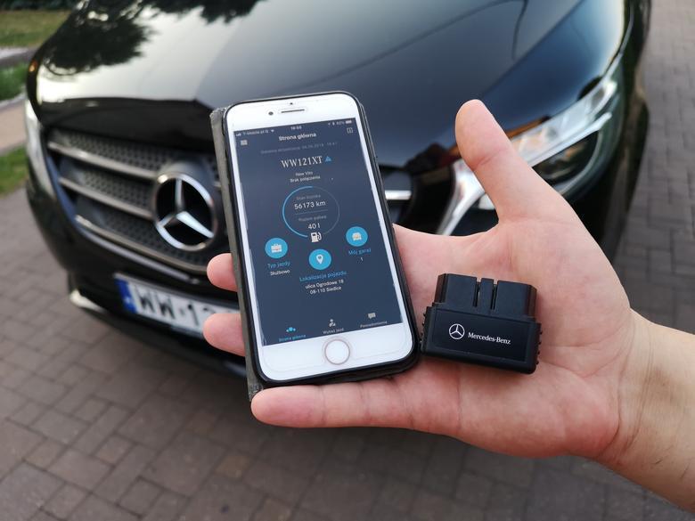 Mercedes Pro - aplikacja jest bezpłatna