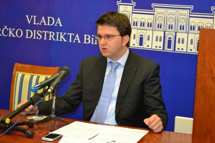 Brcko Esed Kadric zamenik gradonacelnika