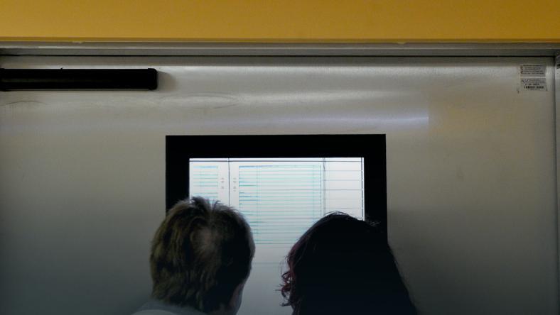 """17c20145 - SZCZECIN SZPITAL """"ZDROWIE"""" ODDZIAŁ RATUNKOWY LĄDOWISKO (sale na nowym oddziale szpitalnym)"""