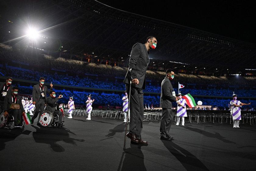 Igrzyska paraolimpijskie Tokio 2020. Człowiek olbrzym weźmie udział w paraolimpiadzie