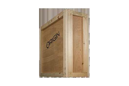 Origin PC Wooden Crate