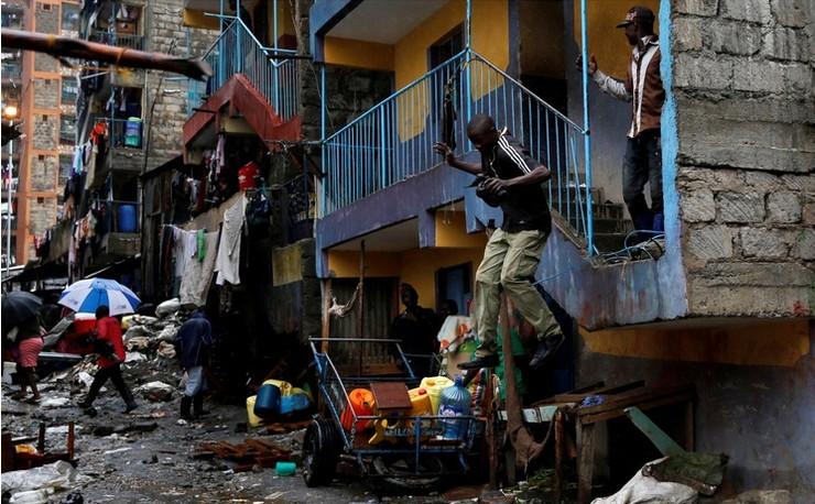 kenija najrobi ruševine reuters