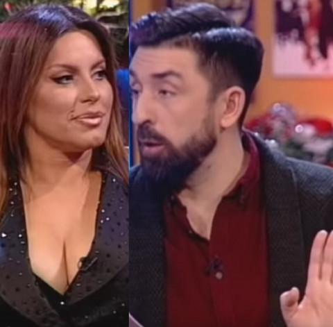 """""""NEMOJ DA IMAMO FRKU KAO TI I DARA"""": Seka Aleksić prebledela zbog komentara Ognjena Amidžića!"""