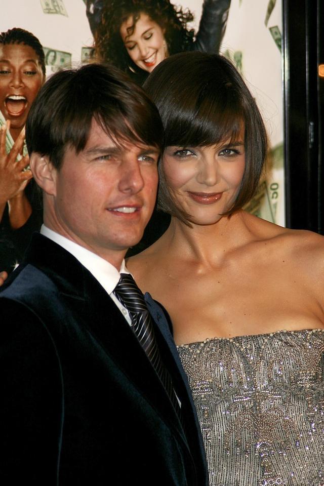 9. Tom Cruise i Katie Holmes
