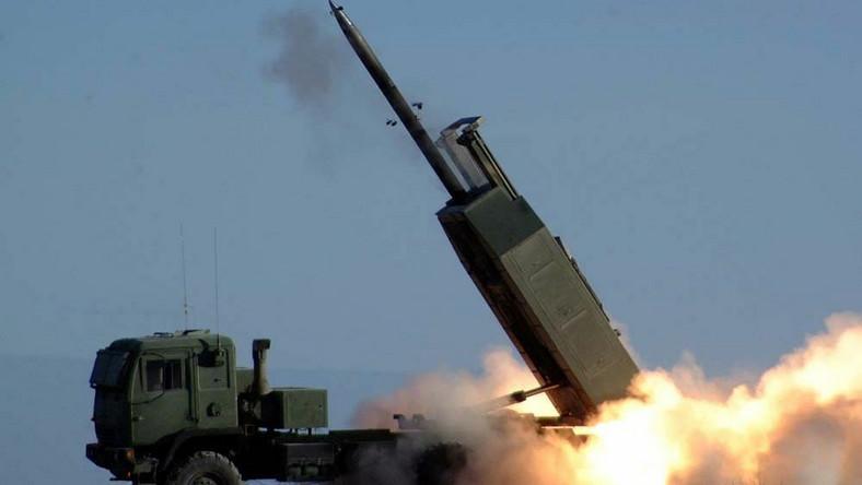Himars produkowany przez Lockheed Martin