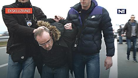 Hapšenje otmičara