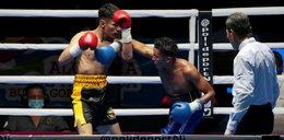 Pierwsza gala boksu od wybuchu pandemii koronawirusa. Zobacz zdjęcia
