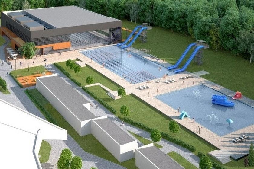 Tak będą wyglądać baseny przy Wejherowskiej we Wrocławiu