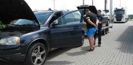 Jak ukraść 3 auta za jednym zamachem? Polak potrafi!