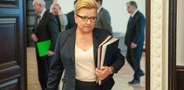 Po wizycie Kempy na komisariacie. Nagrywano posłów opozycji oburzonych śmiercią Stachowiaka!
