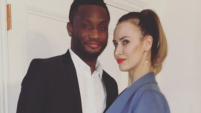 John Obi Mikel's girlfriend, Olga Diyachenko is not happy with the reports of a split